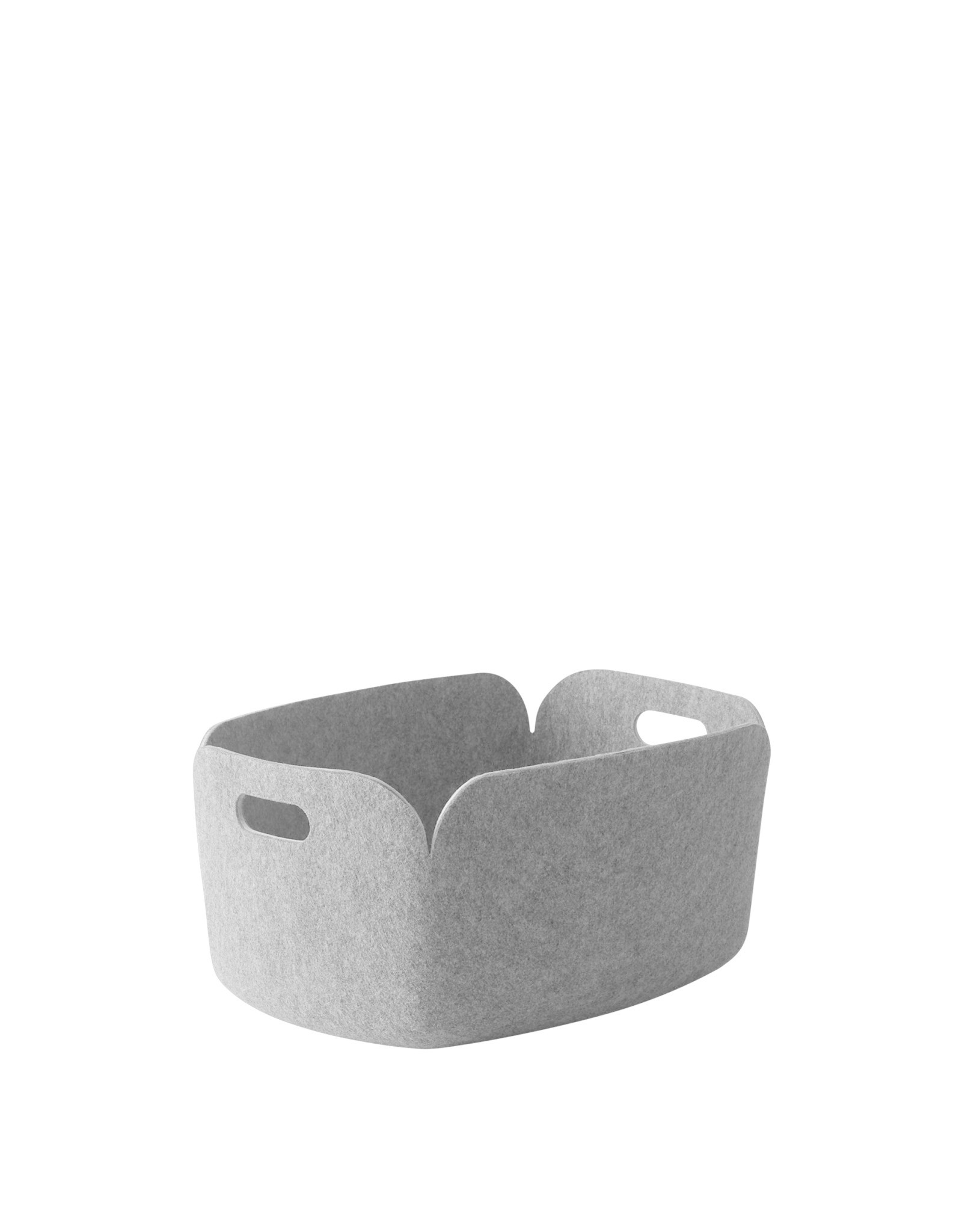 Muuto Muuto Restore Basket Grey Mélange