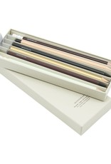 Monograph Monograph Pencils Assorted 6 designs