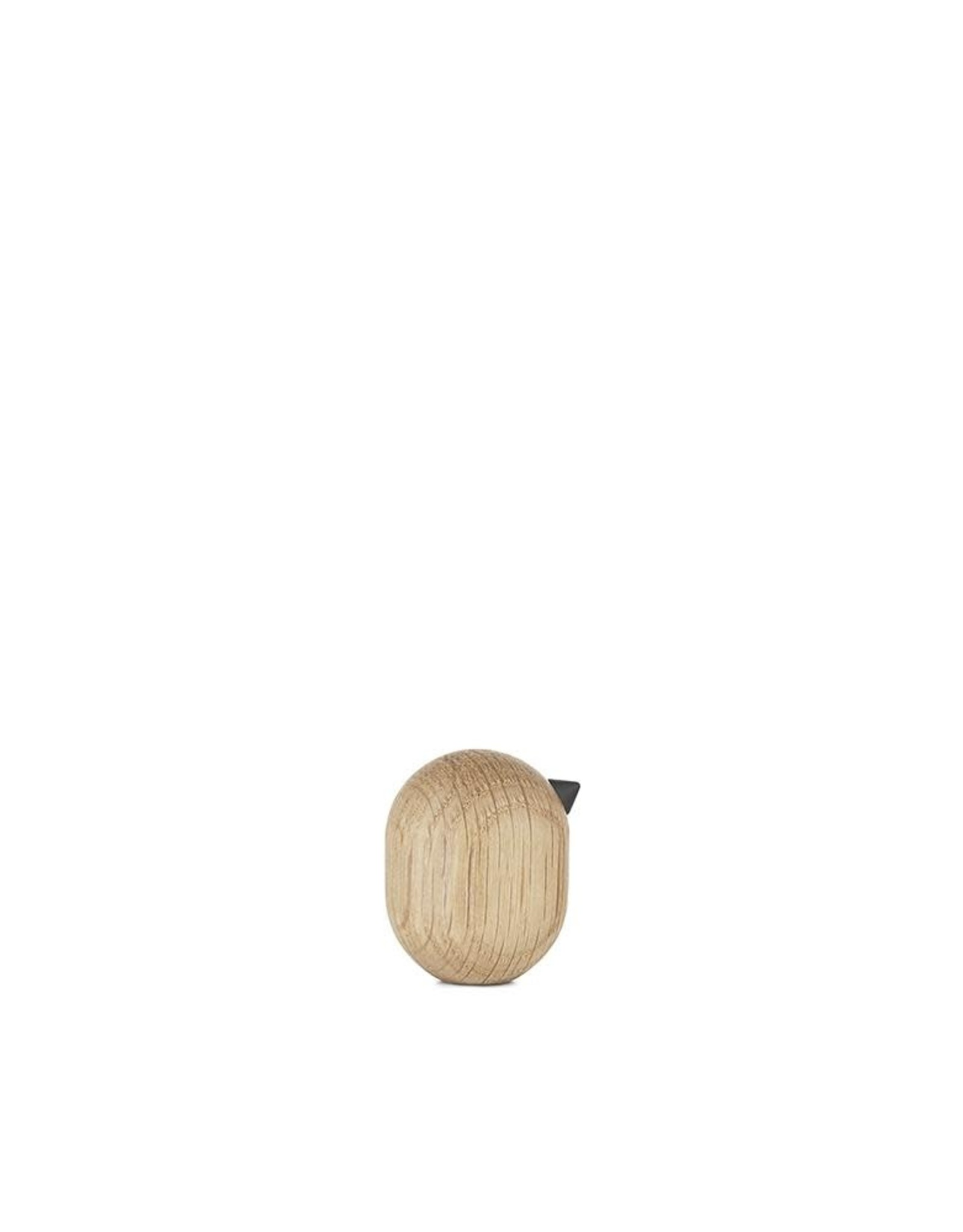 Normann Copenhagen Normann Little Bird 4,5 cm Oak