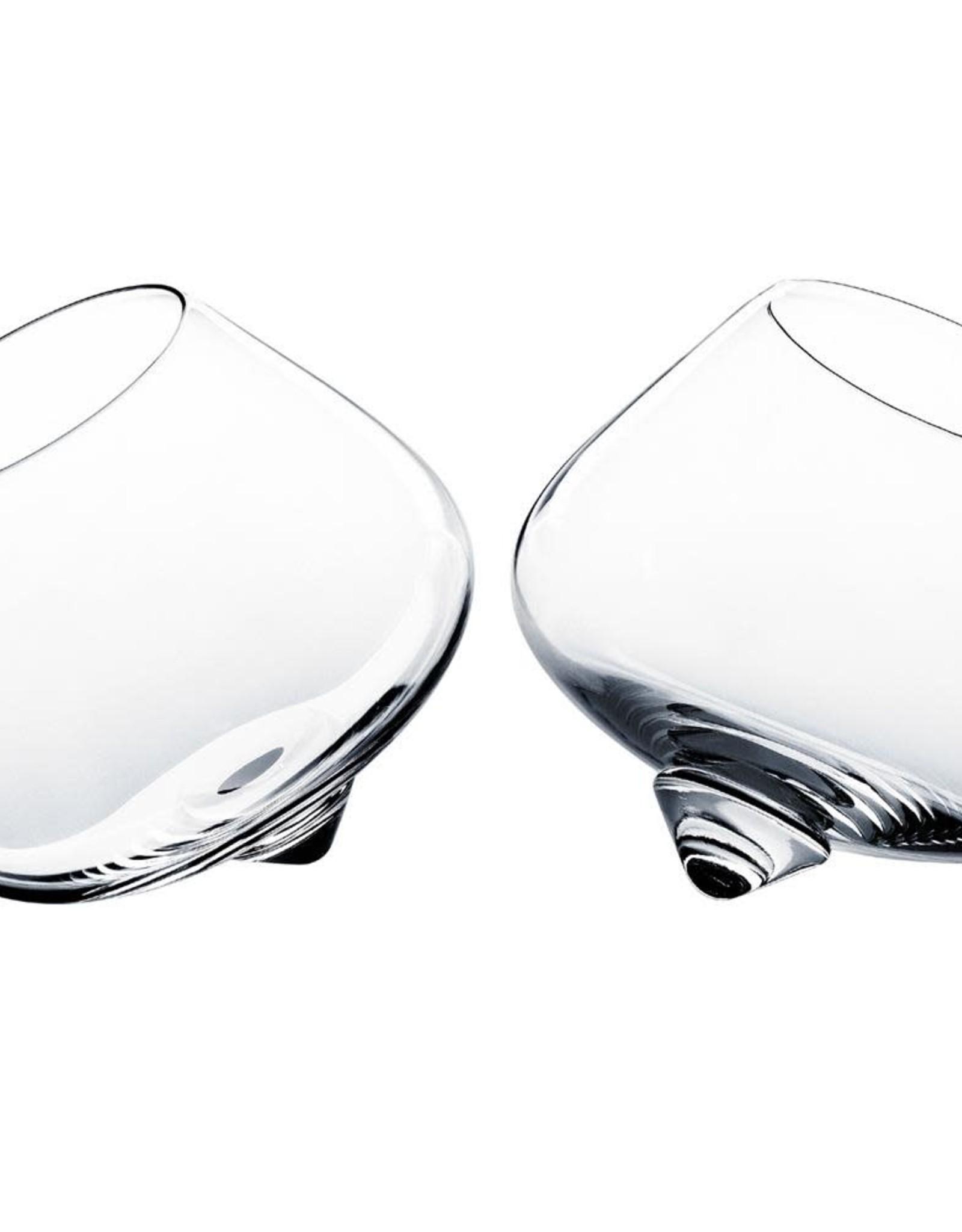 Normann Copenhagen Normann Cognac Glass - 2 pcs, 25 cl Glass