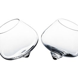 Normann Copenhagen Normann Cognac Glass - 2 pcs, 25 cl Glass