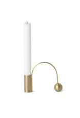 Ferm LIVING Ferm Living Balance Candle Holder - Brass