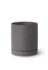 Ferm LIVING Ferm Living Sekki Pot - Charcoal - Medium