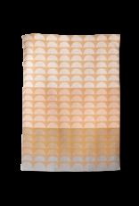 Ferm LIVING ferm LIVING Bridges Tea Towel - Rose