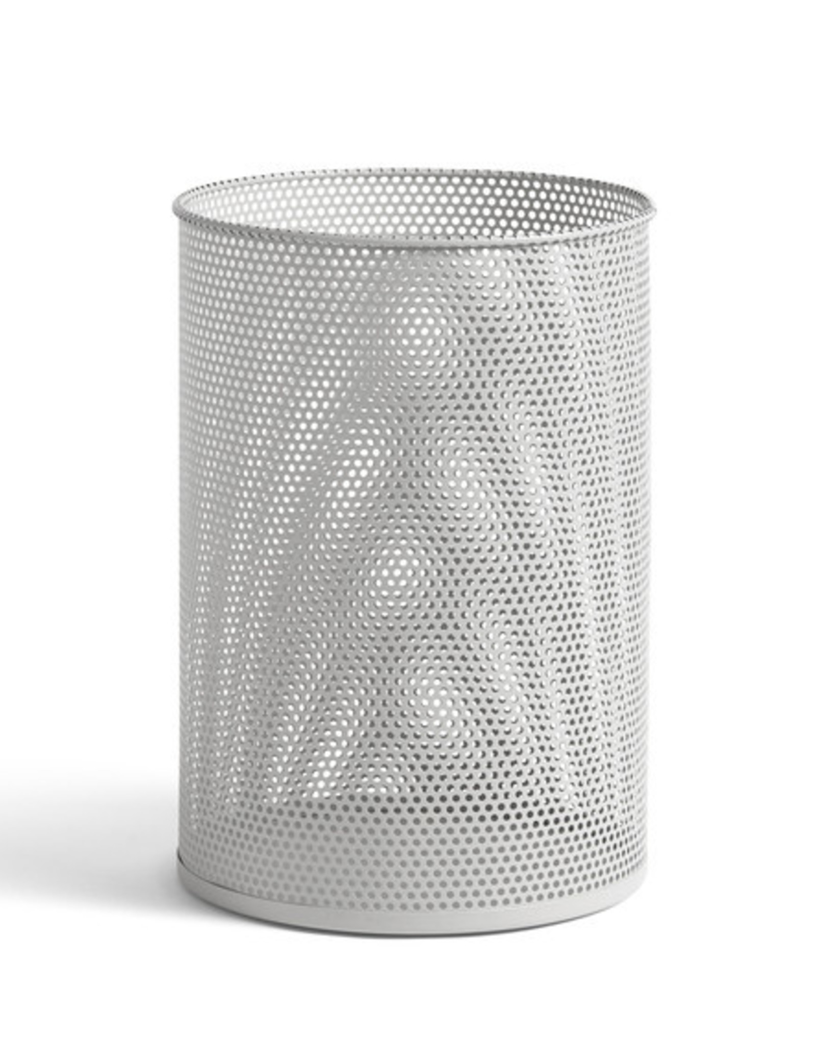 HAY HAY Perforated Bin L light grey
