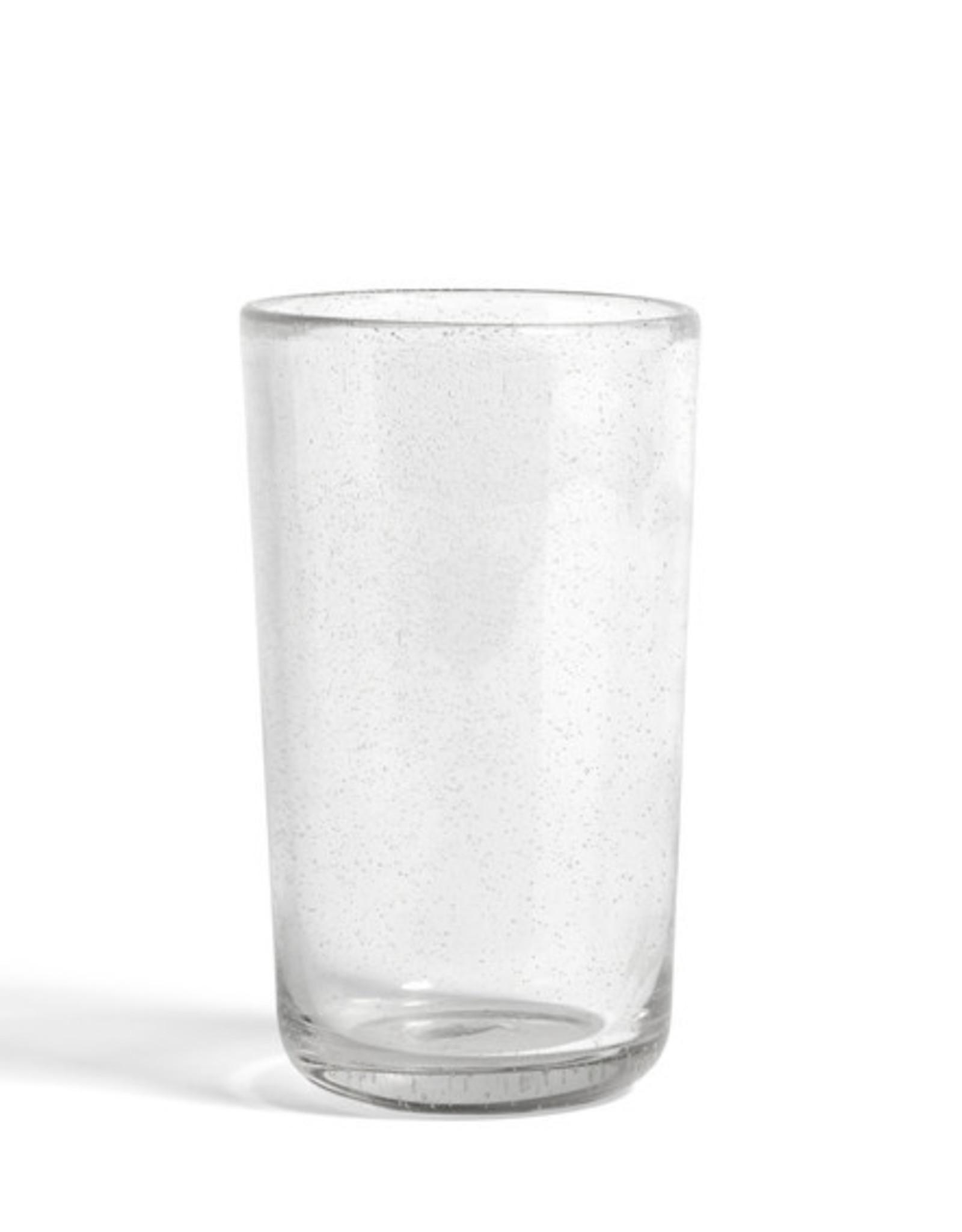 HAY HAY Bubble Vase M clear