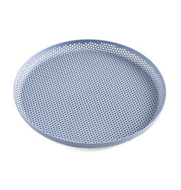 HAY HAY Perforated Tray M light blue