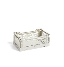 HAY HAY Colour Crate S light grey