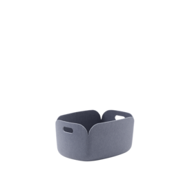 Muuto Muuto Restore basket blue grey
