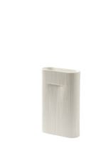 Muuto Muuto Ridge Vase H35 off-white