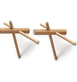 Normann Copenhagen Normann Sticks Hooks - 2 pcs Nature
