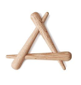 Normann Copenhagen Normann Timber Trivet Oak