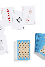 HAY HAY Playing Cards blue