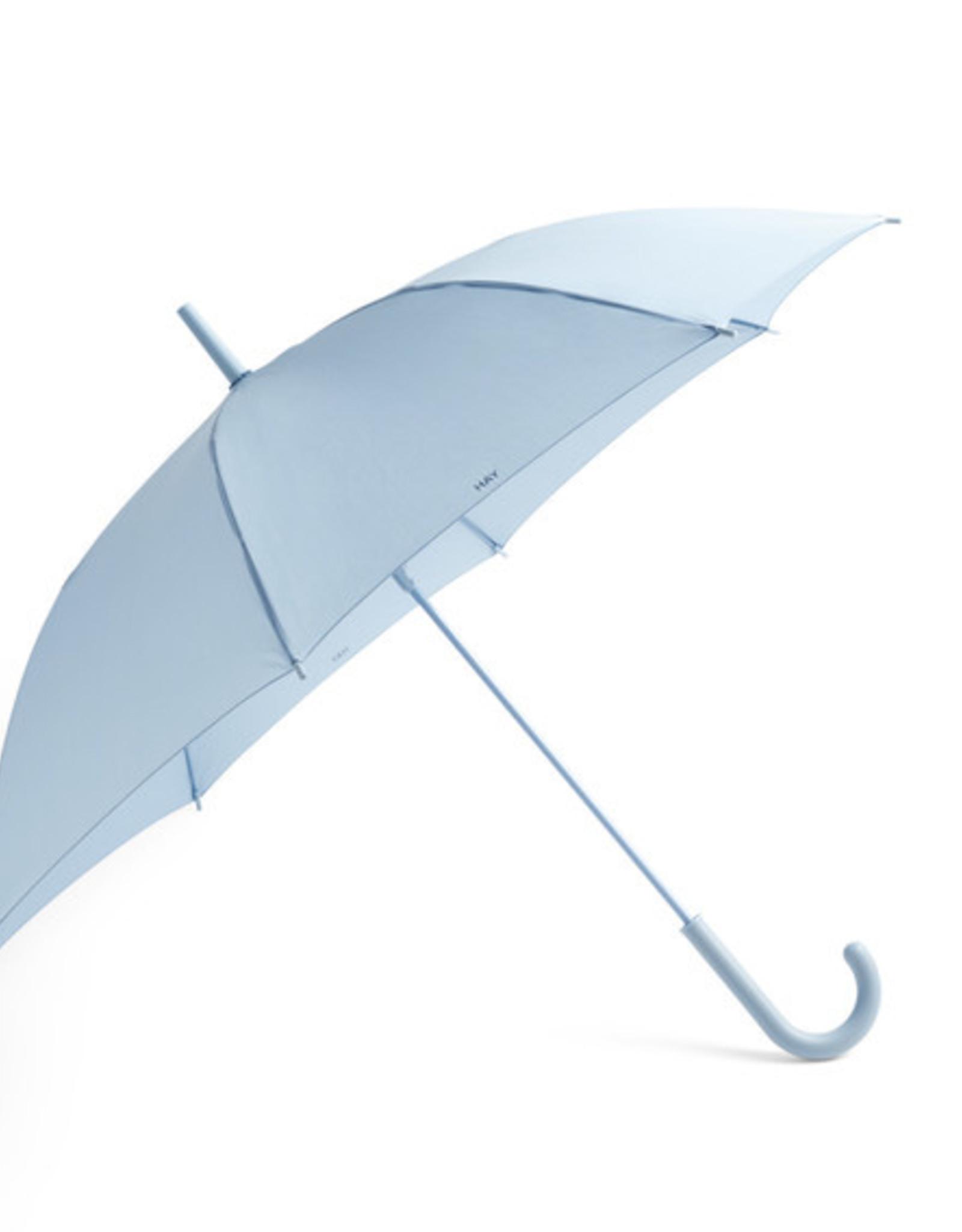 HAY HAY Mono Umbrella light blue