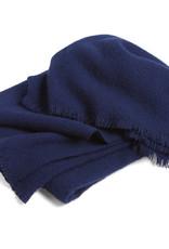 HAY HAY Mono Blanket midnight blue