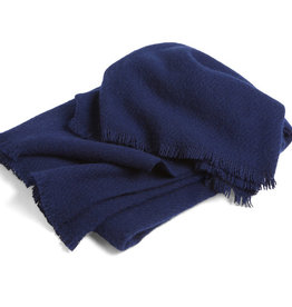 HAY HAY Mono Blanket midnight blue