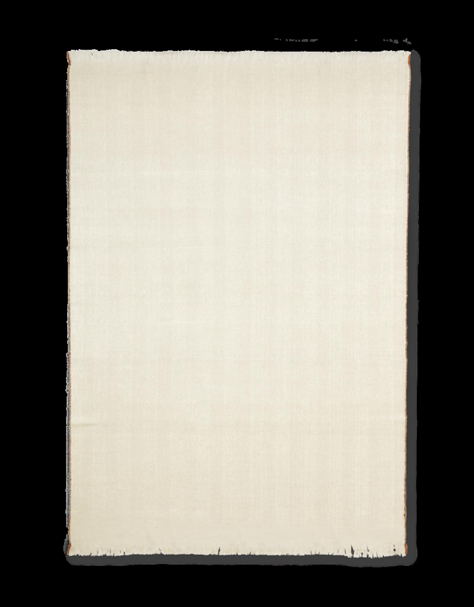Ferm LIVING Ferm Living Herringbone Blanket - Off-White