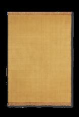 Ferm LIVING Ferm Living Herringbone Blanket - Mustard