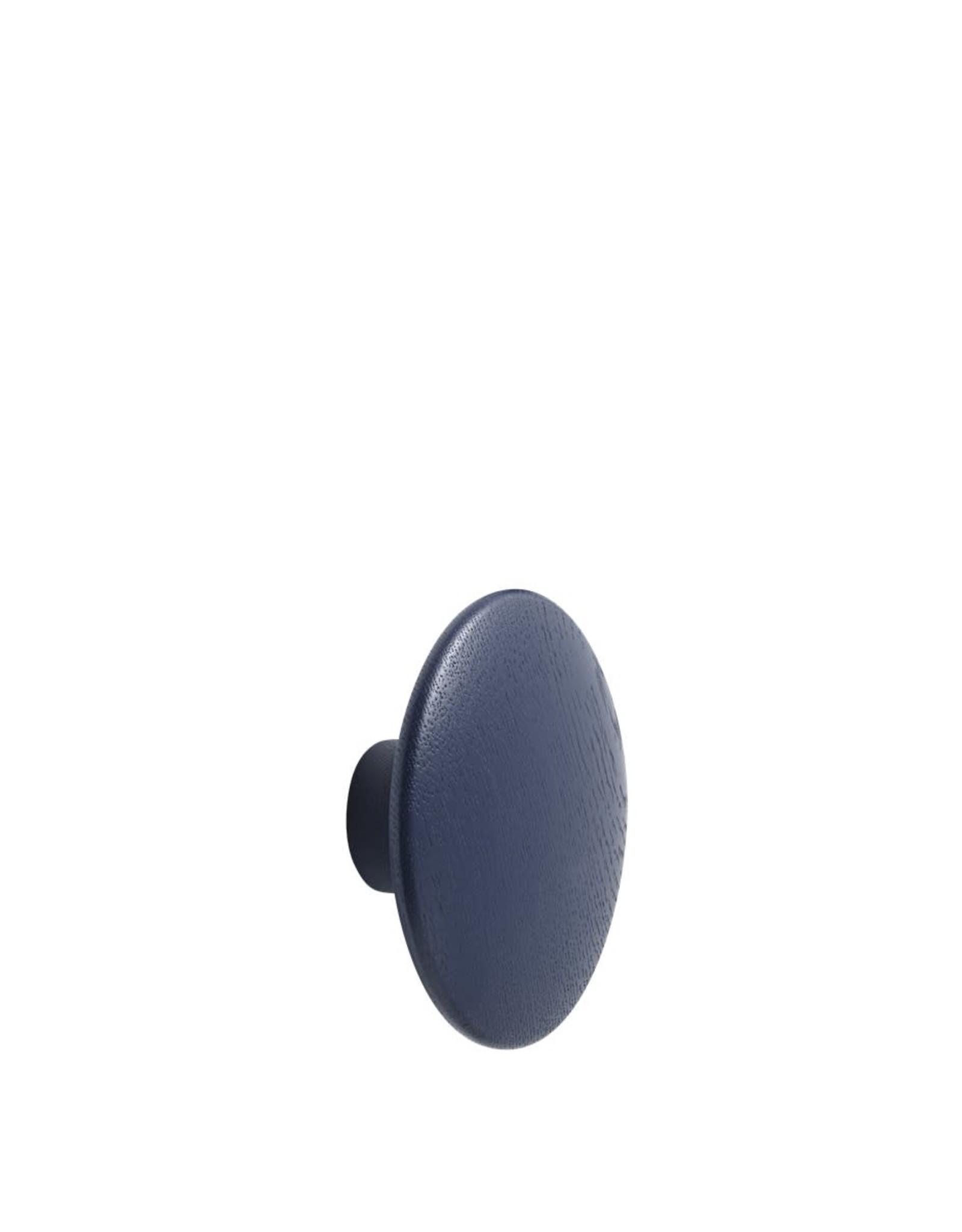 Muuto Muuto Dots Wood 13cm Midnight Blue