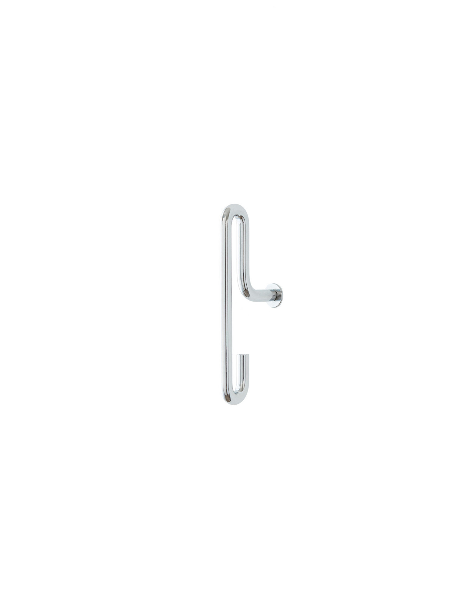 Moebe Moebe Wall Hook 2 x Small chrome