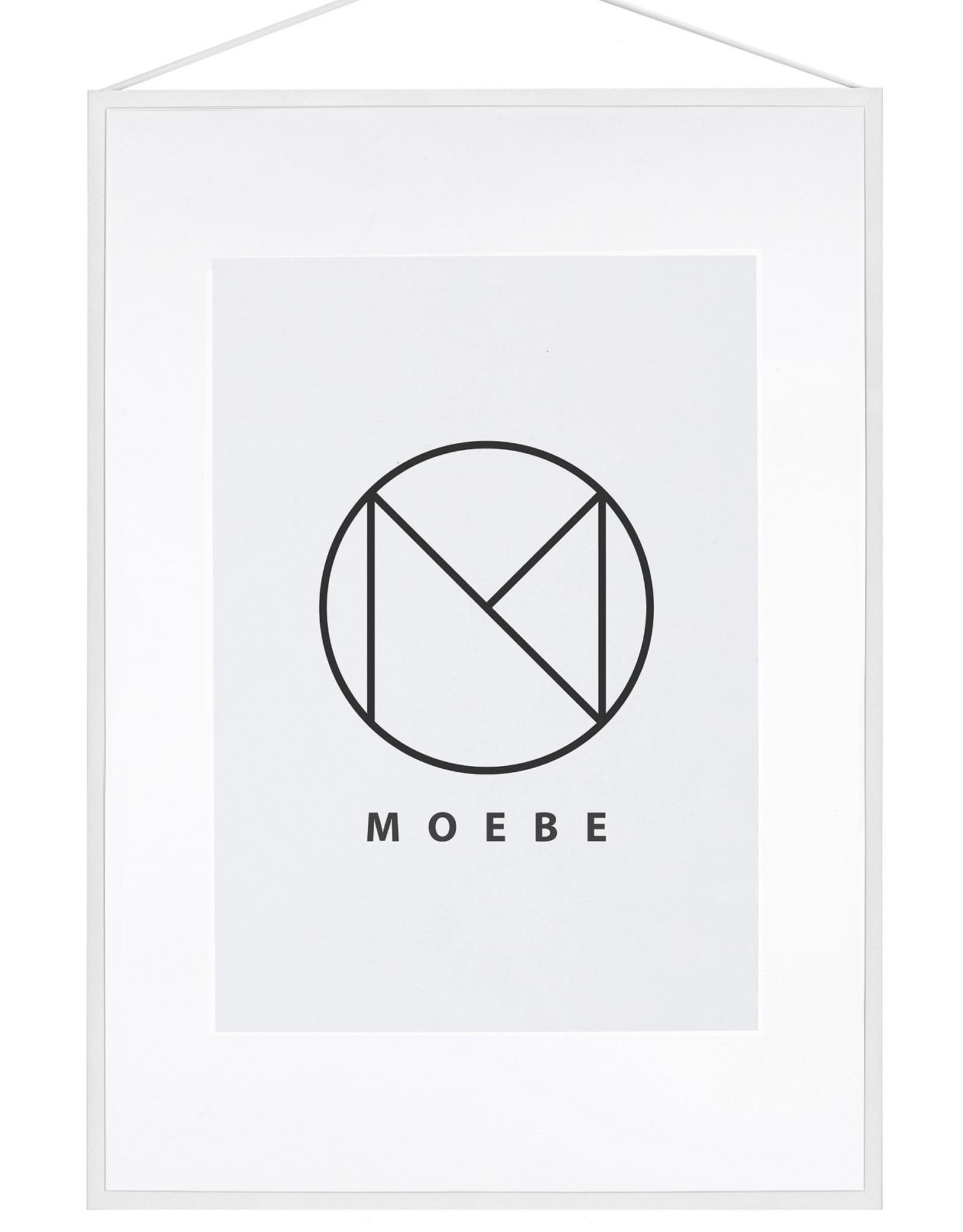 Moebe Moebe Frame A2 white