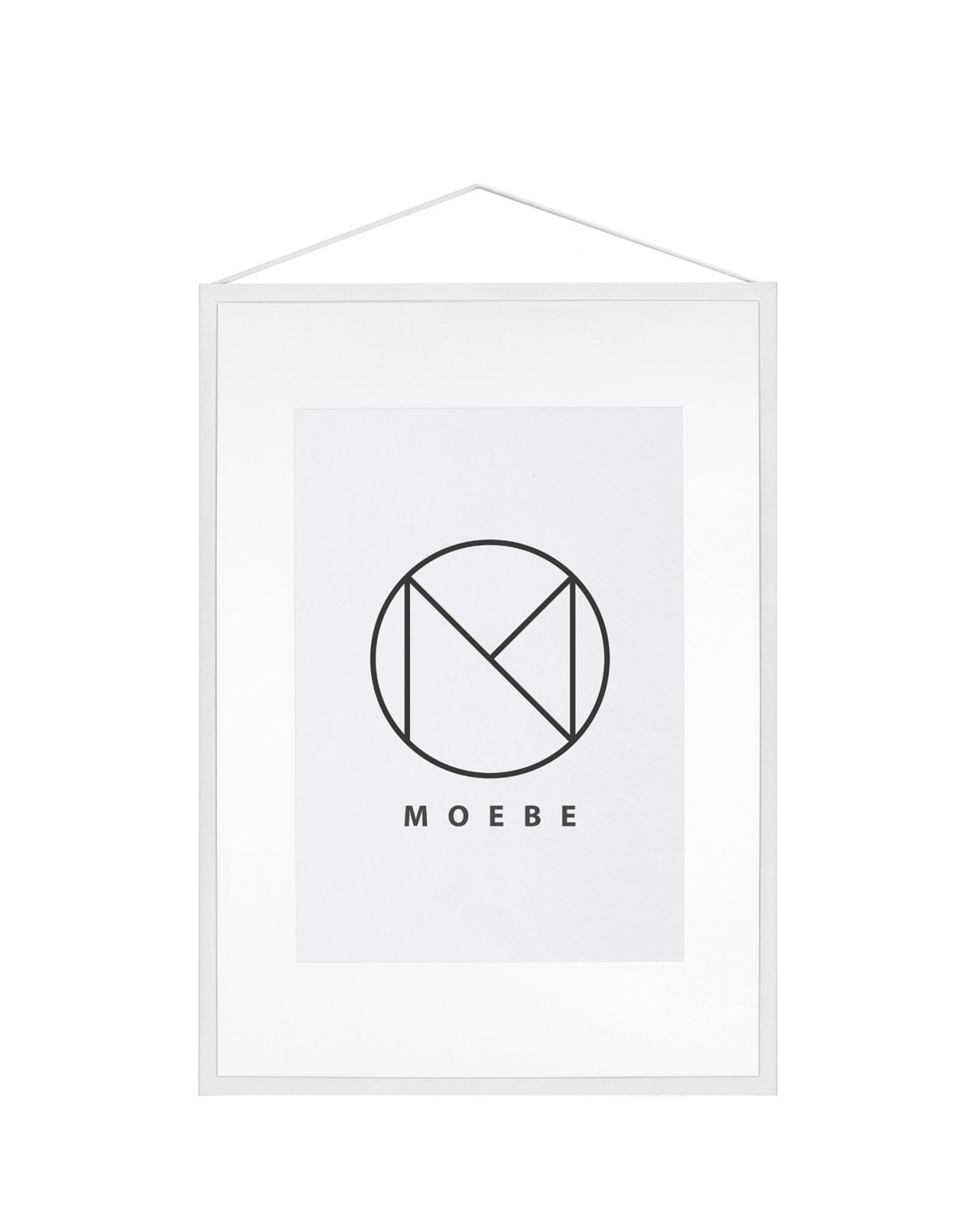 Moebe Moebe Frame A3 white
