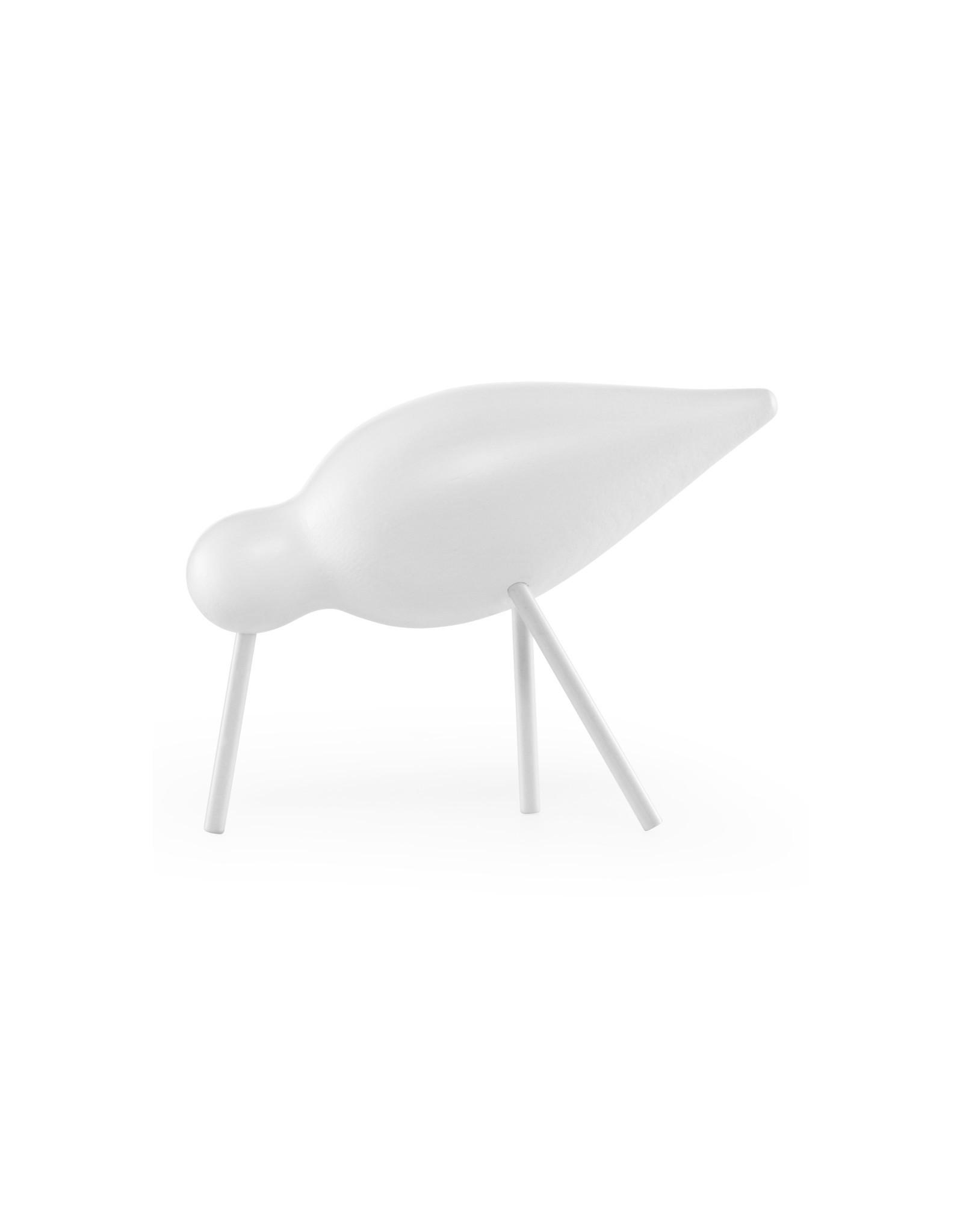 Normann Copenhagen Normann Shorebird Medium White/White