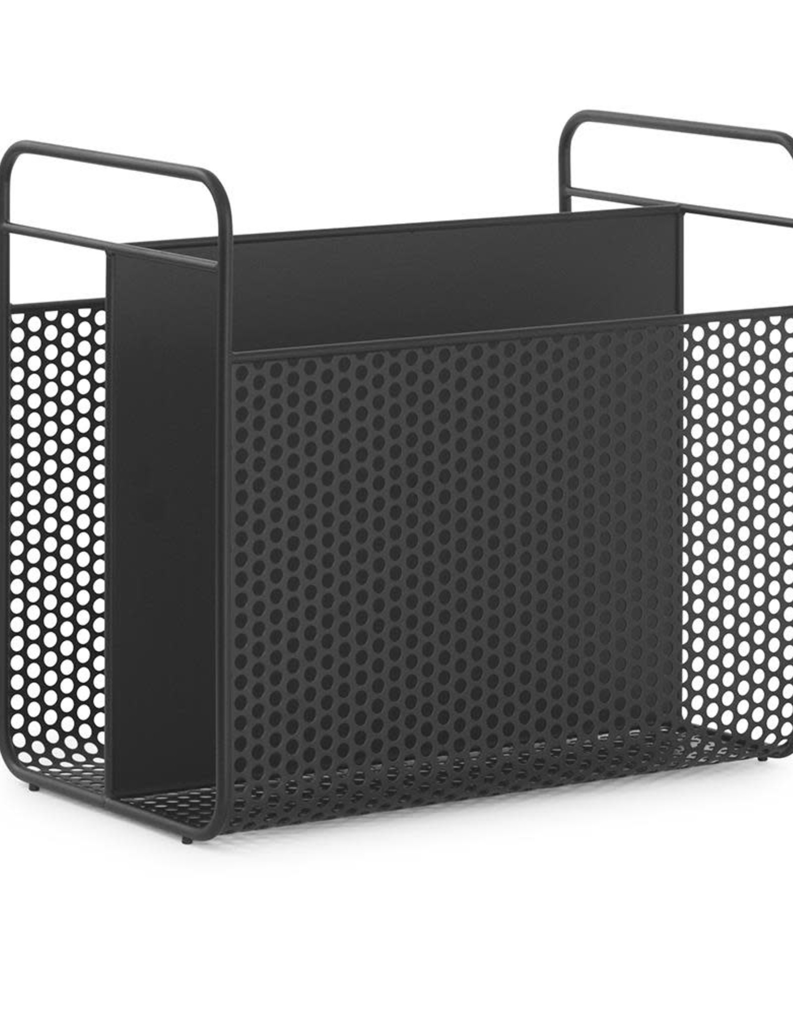 Normann Copenhagen Normann Analog Magazine Rack black