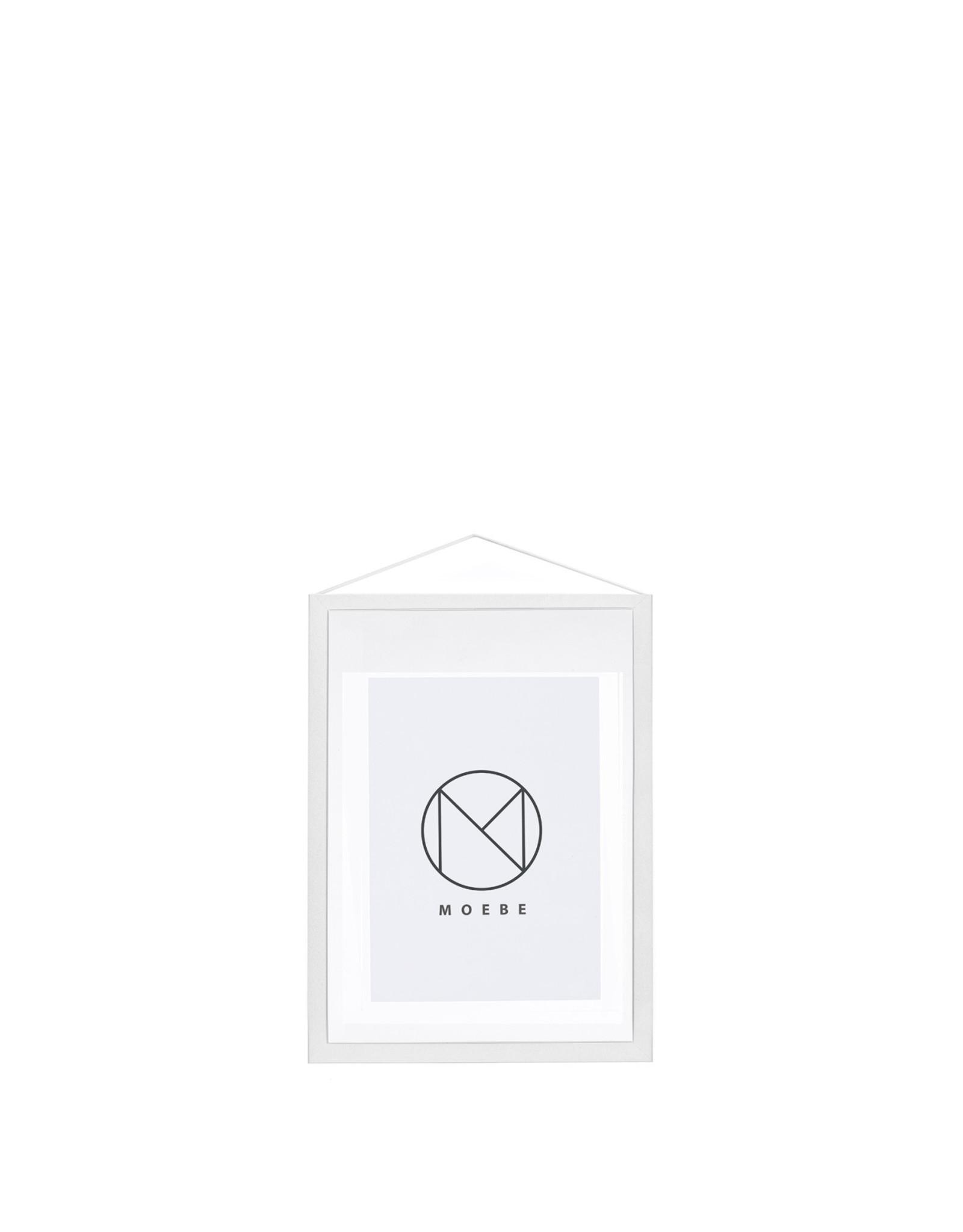 Moebe Moebe Frame A5 White
