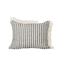 Ferm LIVING ferm LIVING Way Cushion Off-white/Blue