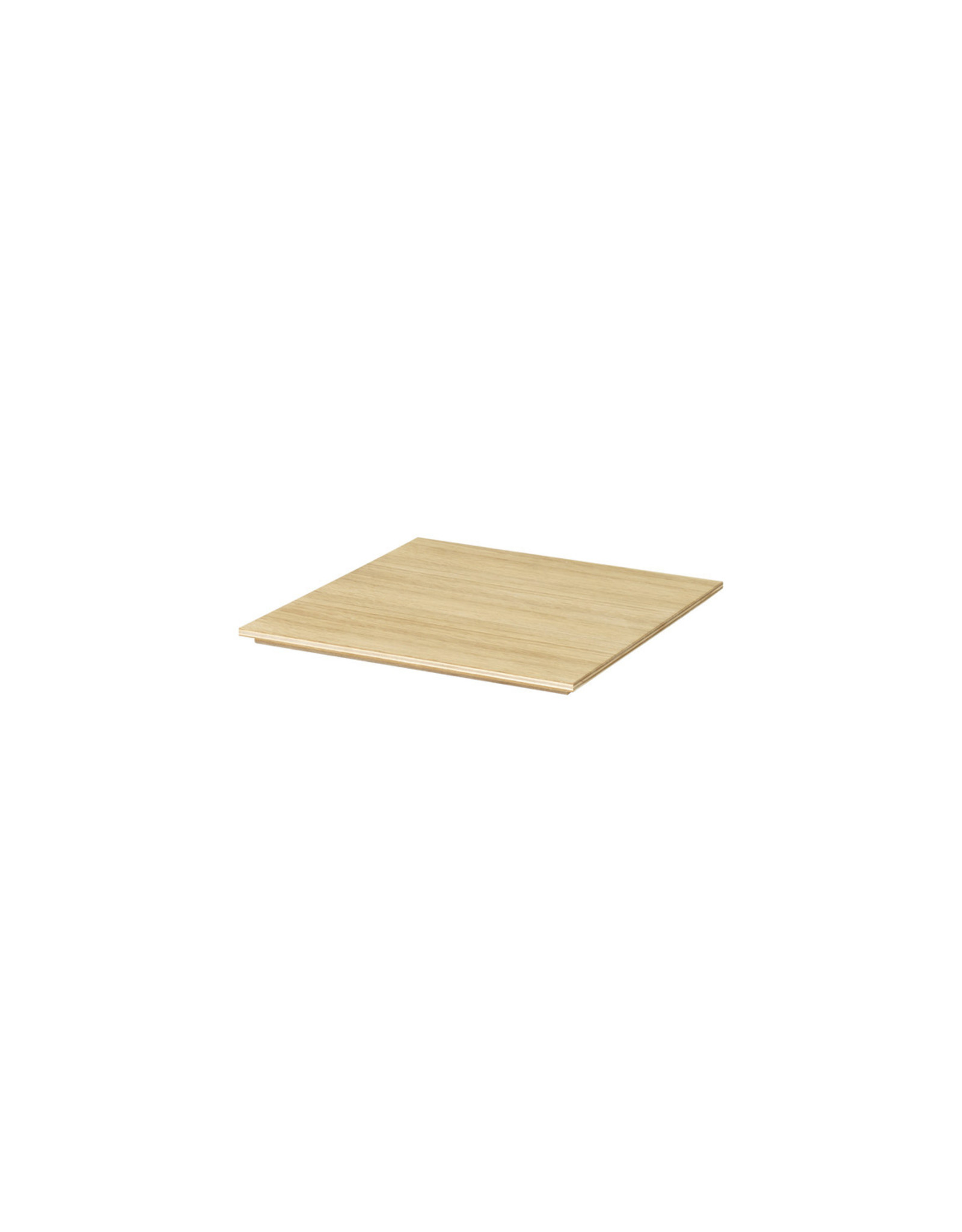 Ferm LIVING ferm LIVING Tray for Plant Box - Wood - Oiled Oak