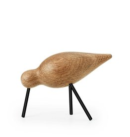 Normann Copenhagen Normann Shorebird Medium Oak Black