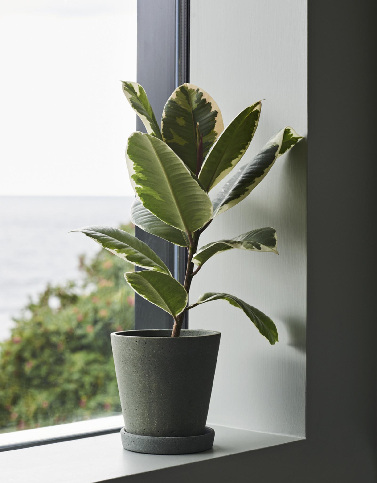HAY HAY Flowerpot with Saucer XL terracotta