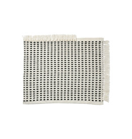 Ferm LIVING ferm LIVING Way Mat Off-white/Blue