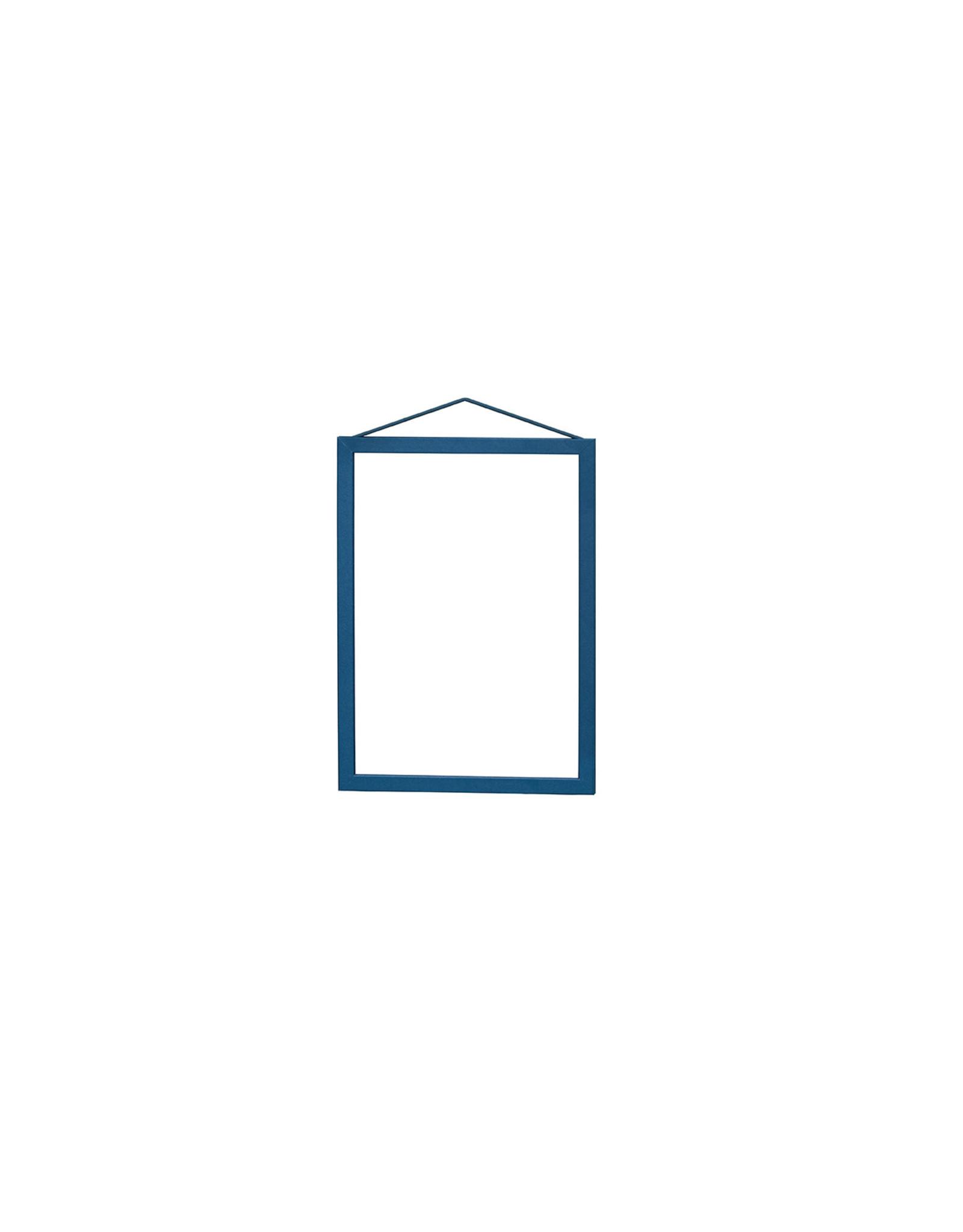 Moebe Moebe Frame A5 Petrol Blue