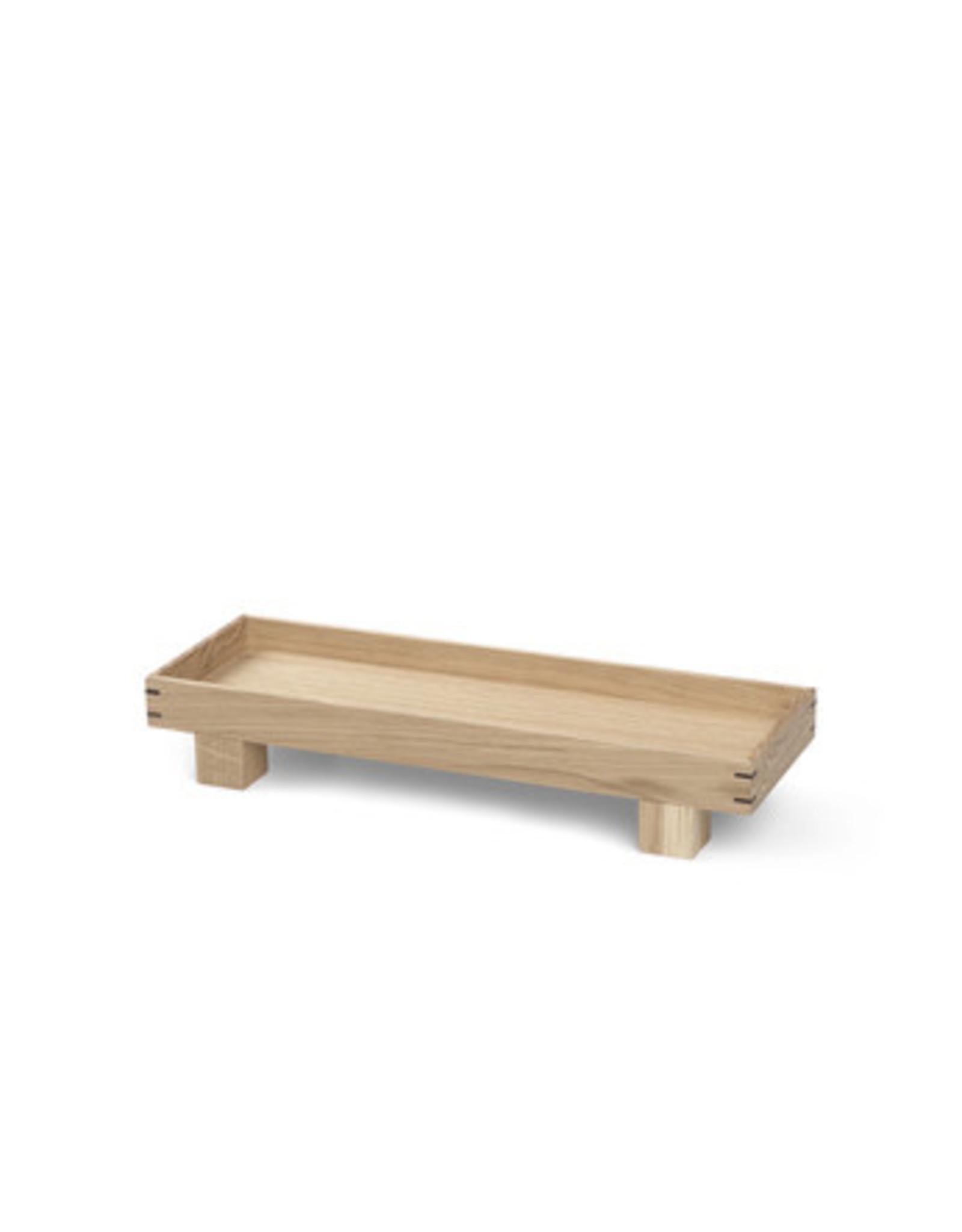 Ferm LIVING ferm LIVING Bon Wooden Tray X Small Oak