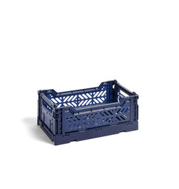 HAY HAY Colour Crate S Navy