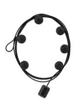 Monograph Monograph Photo Display Cable w/ 6 magnets Black