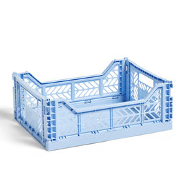 HAY HAY Colour Crate M Light Blue