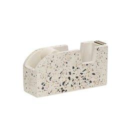 Hübsch Hübsch Tape Dispenser Terrazzo