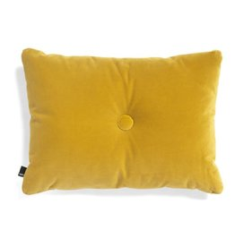 HAY HAY Dot Cushion Soft yellow