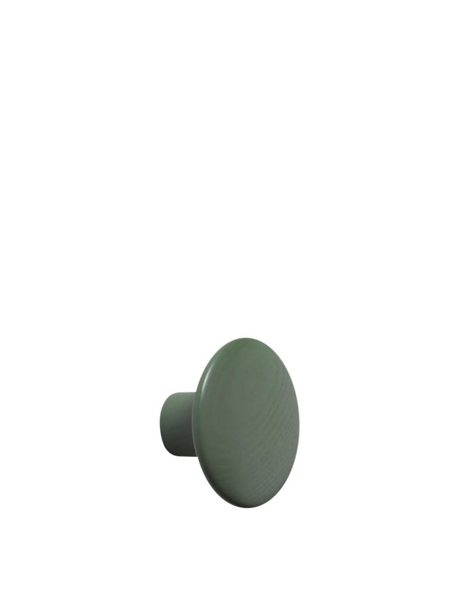 Muuto Muuto Dots Wood 9cm Dusty Green