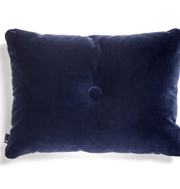 HAY HAY Dot Cushion Soft Navy