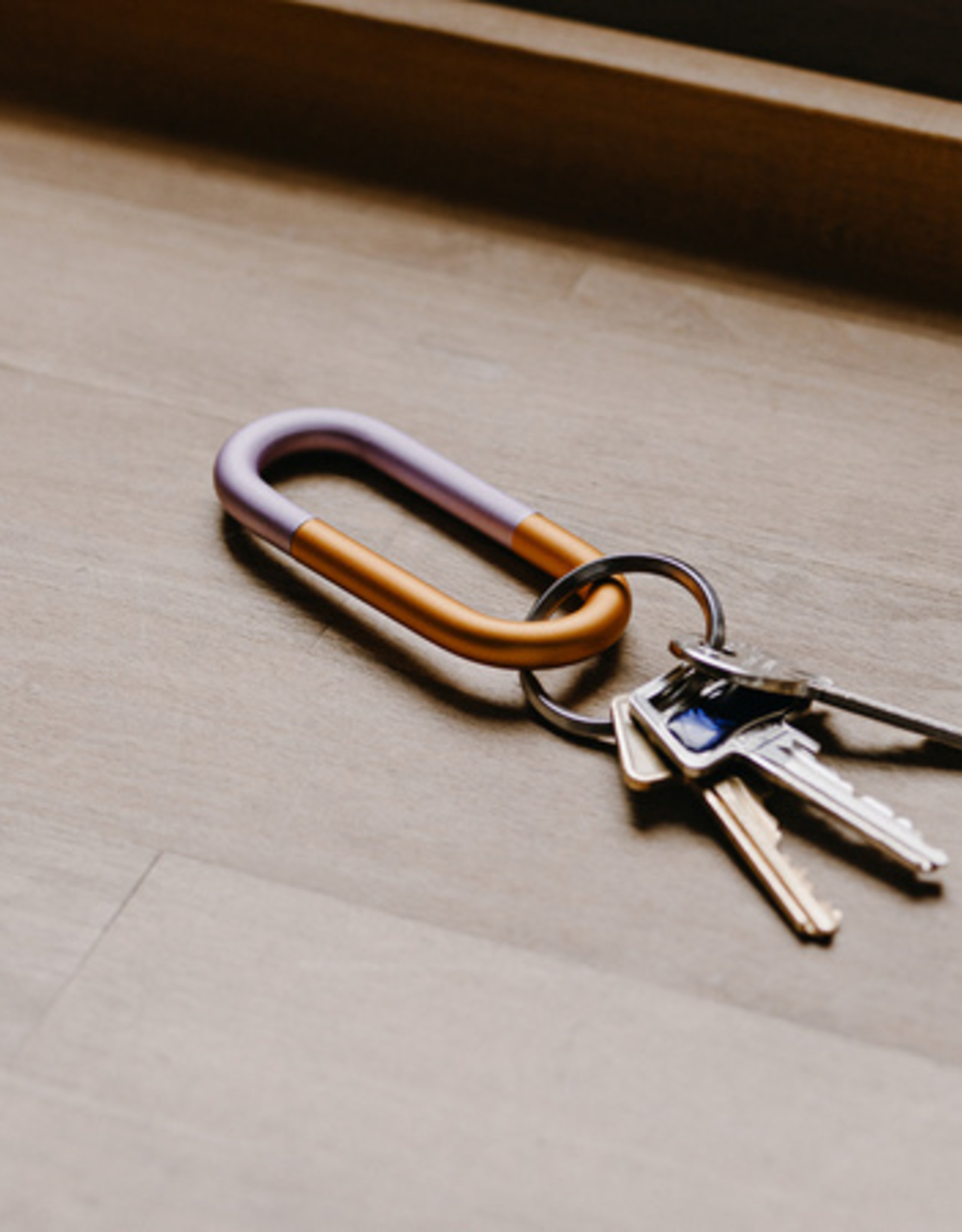 HAY HAY Cane Key Ring Lilac