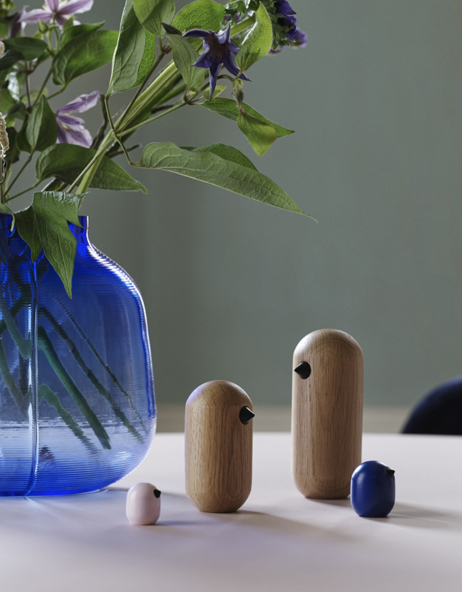 Normann Copenhagen Normann Little Bird 3cm Oak