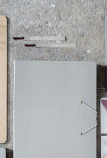 Monograph Monograph Bookmark Silver 2 pcs