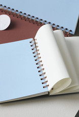 Monograph Monograph Notebook Tab Grey 18x12cm