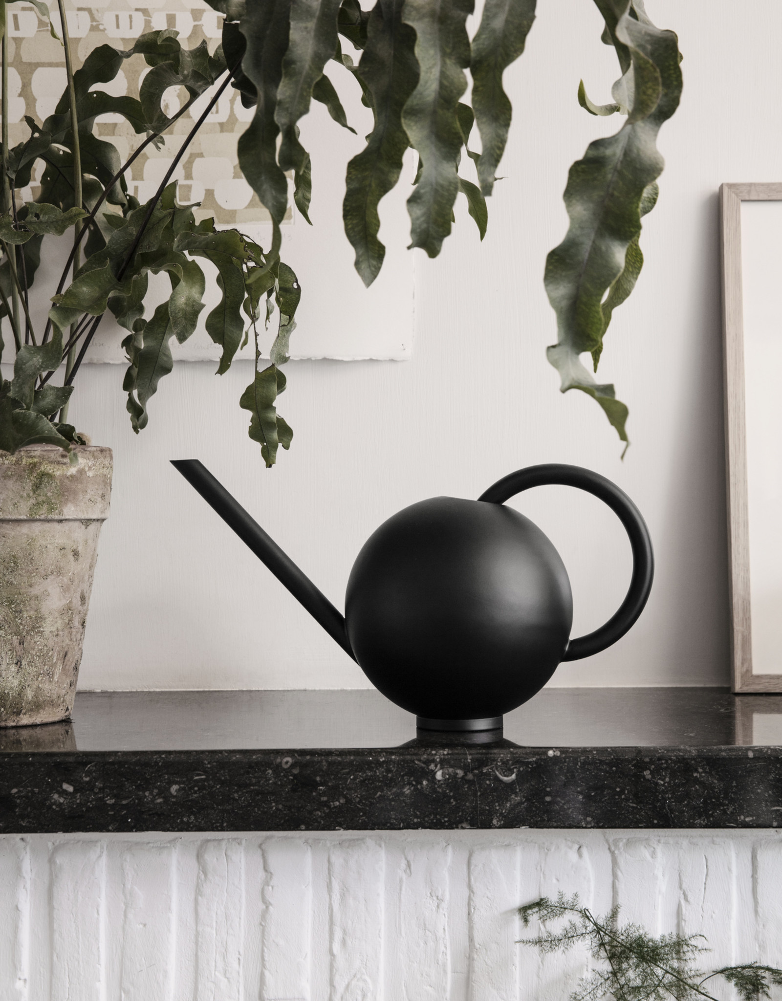 Ferm LIVING ferm LIVING Orb Watering Can - Cashmere