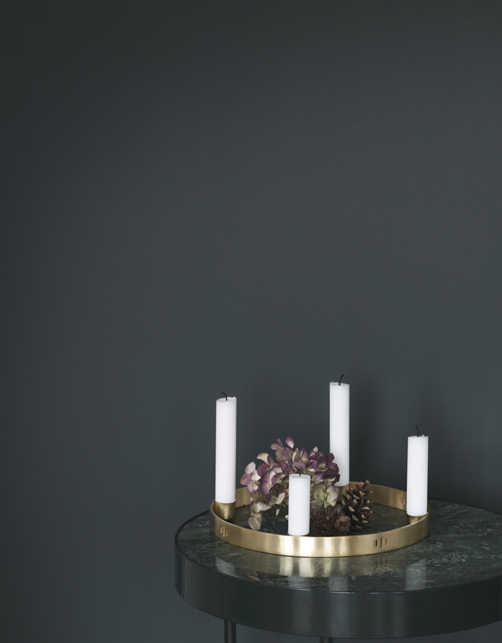 Ferm LIVING Ferm Living Candle Holder Circle - Small