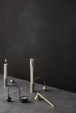 Ferm LIVING ferm LIVING Duo Candle olive green